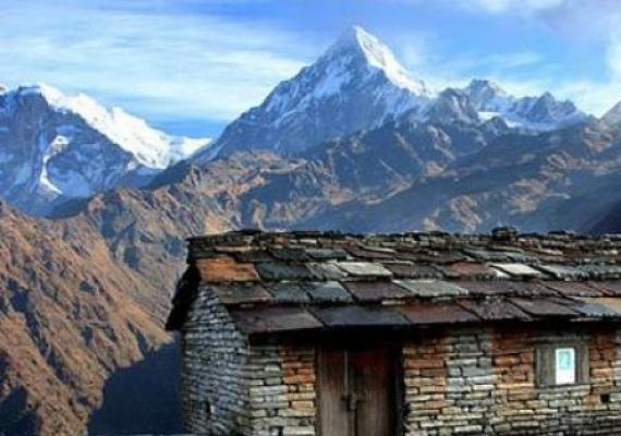 Annapurna hidden ridge trek